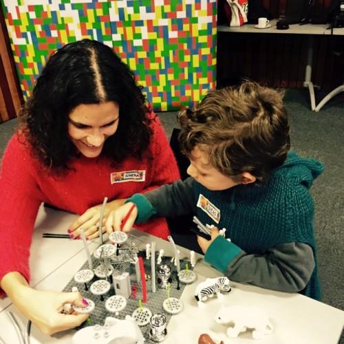 Lego en Vacaciones de Invierno: Talleres Lego Serious Play para Niños y Padres con Hijos
